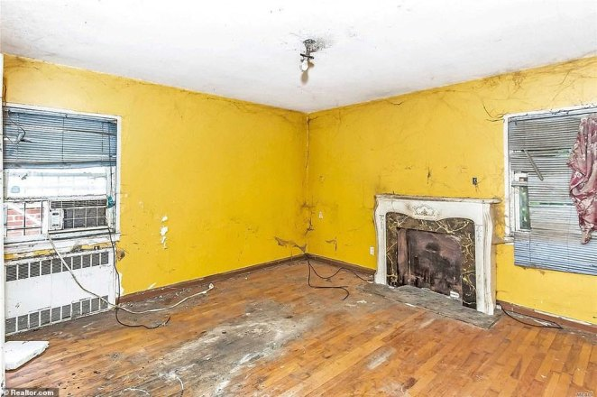 'They kept it unattended for obviously an extended period of time,' added Douglas Elliman listing agent W. Kenny Thongpanich