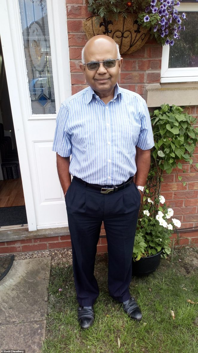 Councillor Rashmikant Joshi, who represents the North Evington ward, which has the highest number of coronavirus cases in Leicester and is home to dozens of garment factories said: 'We are still waiting for all the statistics to completely understand what is behind this increase in coronavirus infections. But the working conditions of many people in Leicester are not good, particularly those who work in the garment industry. I'm in little doubt that this is a contributory factor to the huge surge that we are witnessing'