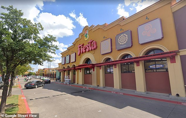 Like other businesses in Dallas County, Fiesta requires shoppers and employees to wear face coverings to stop the spread of COVID-19