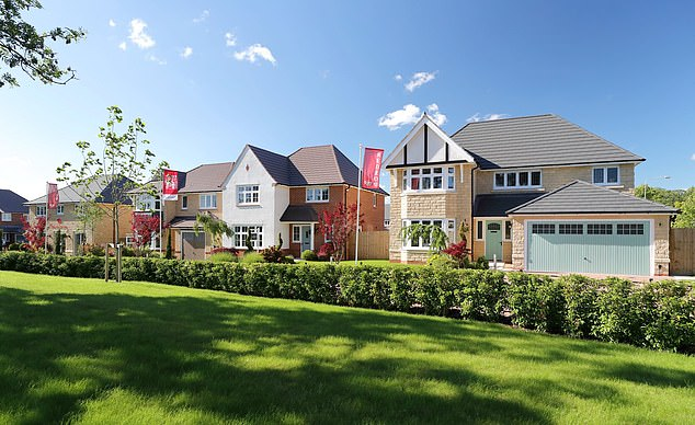 Paying it back: Housebuilder Redrow is the latest to pledge to return the money, following similar announcements by Taylor Wimpey, Ikea, outsourcer Bunzl and Games Workshop