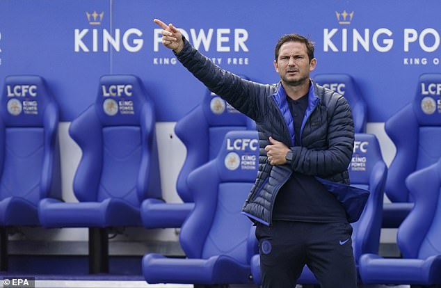 Frank Lampard will return to former club West Ham as a coach for the first time on Wednesday
