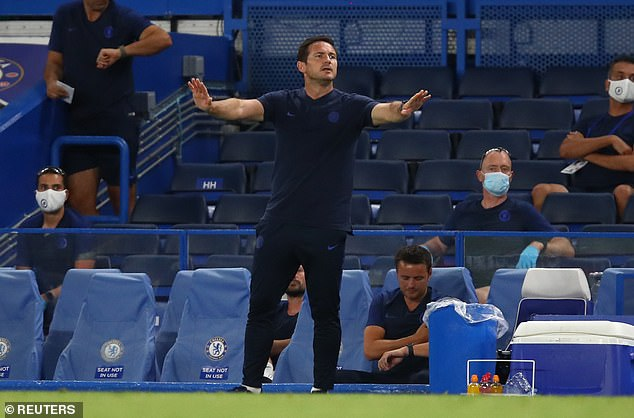 Lampard revealed that lockdown gave him a chance to reflect on his management skills