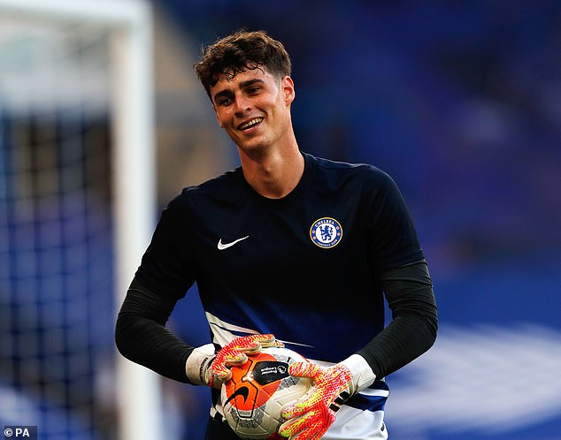 Choices such as dropping goalkeeper Kepa, now back in the side, worked in Lampard's favour