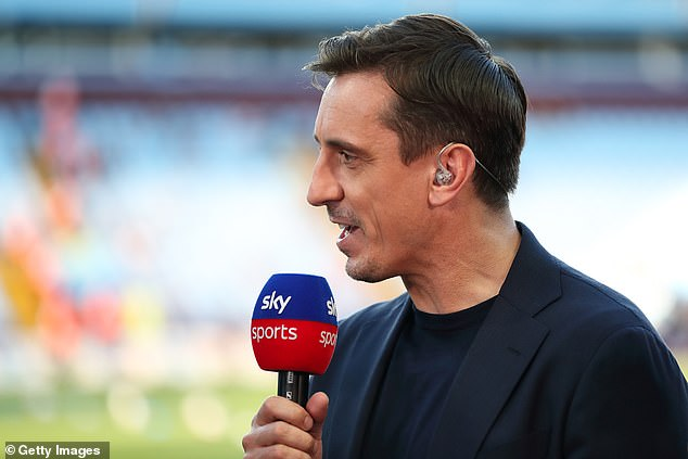 Neville says he thought it would have been impossible for them to win given Liverpool's budget