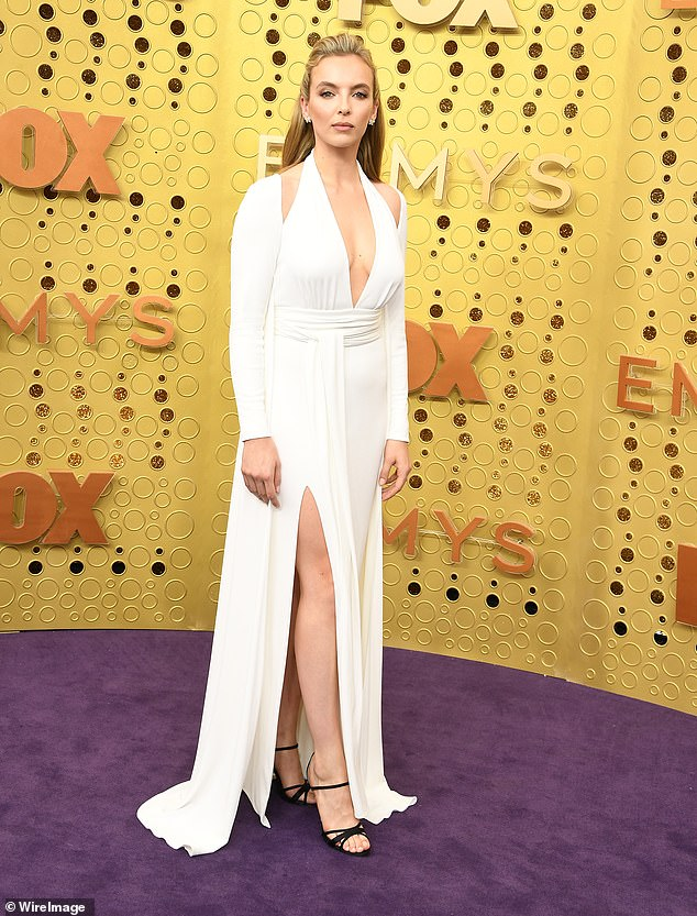 There is a bitter irony in the fact that someone as vapid as Kim Kardashian has armies of adoring fans on social media, while a woman as brilliantly talented as Jodie Comer (pictured) is subjected to so much online abuse that she says she feels the need to step back completely