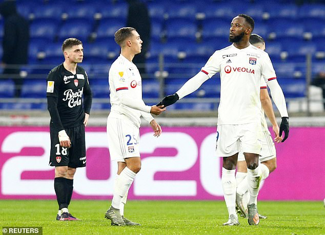 Lyon are set to miss out on Europe and Aulas says it was a 'massive error' to scrap the season