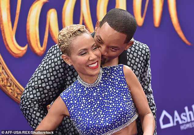 Disclaimer: Jada has been married to will Smith (photo by 2019) since 1997 and has called the allegations
