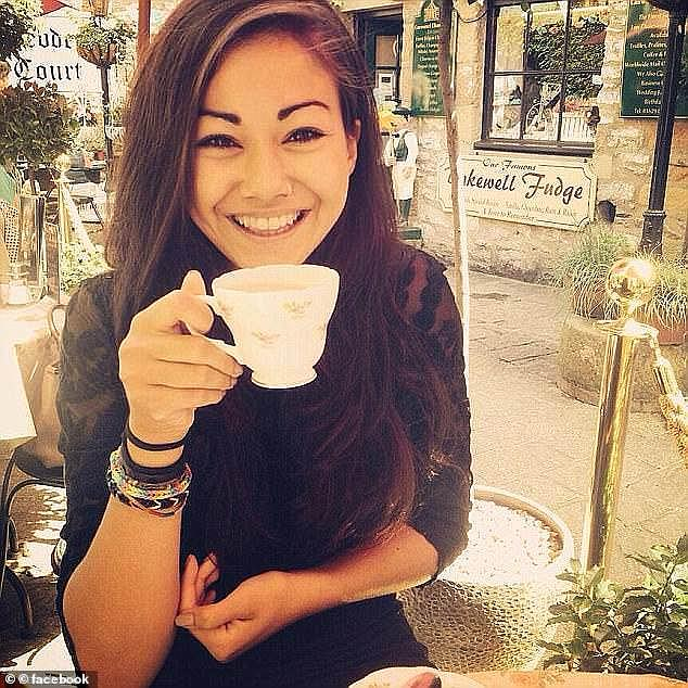 Ms Ayliffe-Chung, who was at the tail end of a 12 month world trip when she arrived in Australia