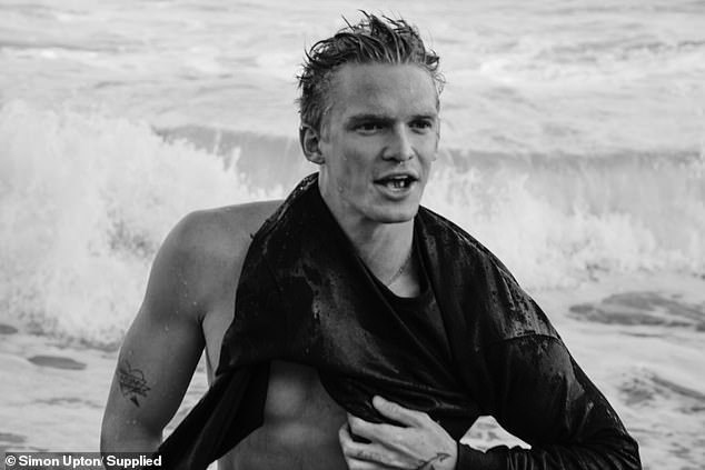 'Protecting and conserving our oceans is something I have been passionate about my whole life': In a statement to Daily Mail Australia on Wednesday, Cody, 23, said he is doing his bit to help reduce plastic from ending up in the sea