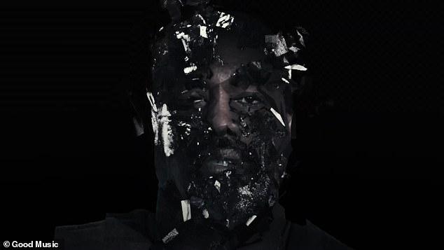 Bon travail: Kanye West a été félicité pour son nouveau single Wash Us In The Blood, avec des fans et des critiques applaudissant le nouveau morceau `` magistral ''