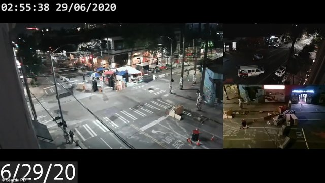 Police also released a video documenting the acts of violence inside CHOP over the last few weeks.
