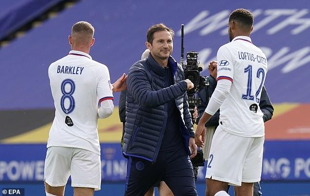 L'Allemand a également insisté sur le fait que Chelsea était en bonne forme sous le patron de Frank Lampard