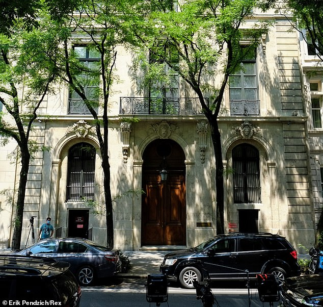 Riley admitted that she and Musk did make a trip to the New York City townhouse of Maxwell's confidante, Jeffrey Epstein. She could not recall what year the visit took place