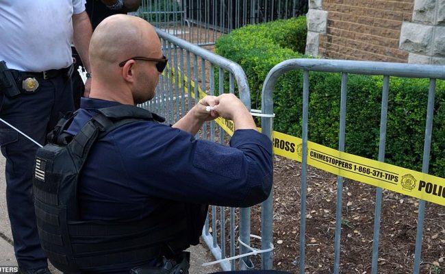 Black Lives Matter Protesters Return To St Louis Mansion