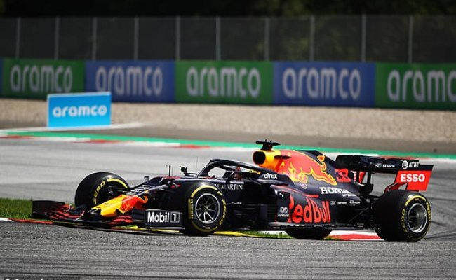 Austrian Grand Prix Live First F1 Race Of The Season