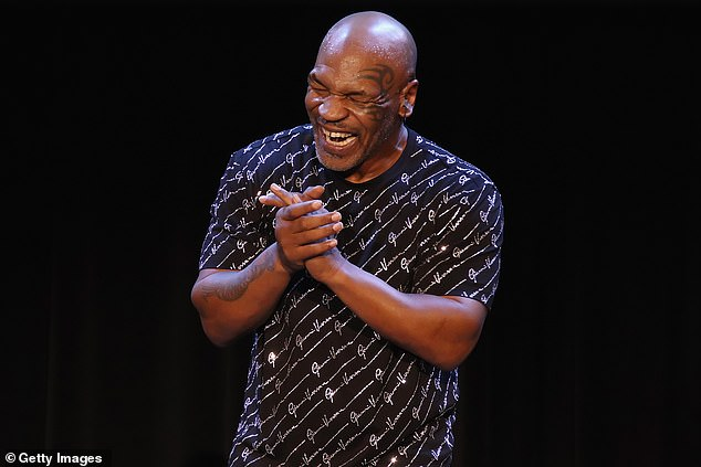 Mike Tyson believes Wilder needs to 'grow up' if he is going to beat British heavyweight Fury