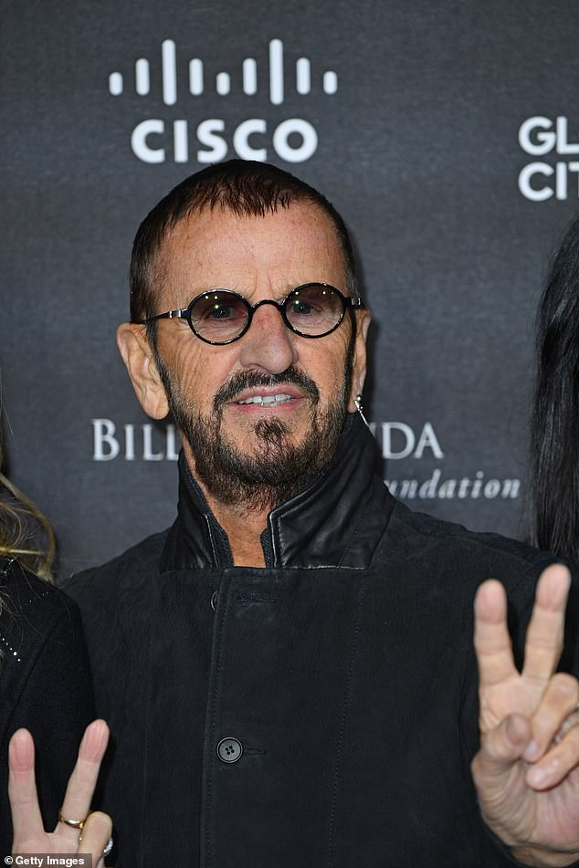 Come Together? The Beatles nearly reformed for a one-off gig in 1976 but were put off when then discovered a Great White shark was the warm-up act, Ringo Starr has revealed