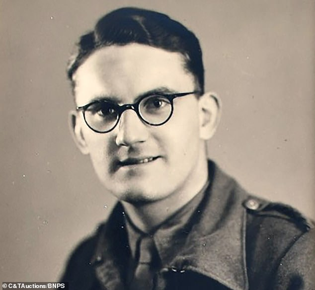 Documents belonging to British contentious objector William 'Bill' Spray during the Second World War have been discovered after several decades in the hands of a private collector