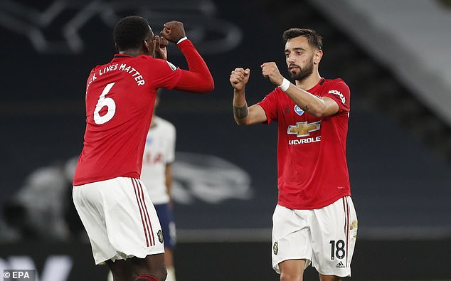 Pogba has returned to the starting XI a different player since the Premier League restarted
