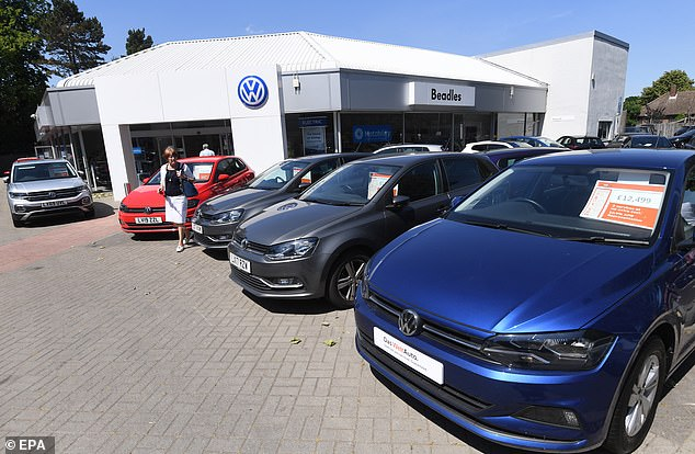 Based on 2019 sales record, one in five new cars bought that year were purchased in March as drivers flock to showrooms to get their hands on motors with the latest number plate