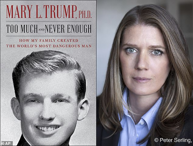Wolkoff's book is latest in a spat of Trump books including one by Mary Trump, the president's niece