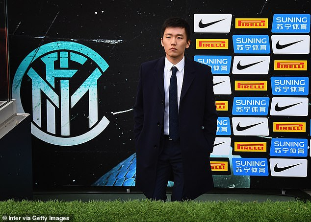 He said Inter president Steven Zhang 'must make an effort' if the club are to land the superstar