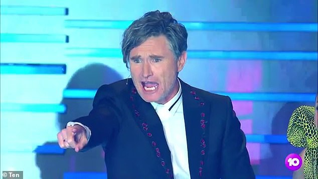 It's back! Twelve new masked celebrities are said to be taking to the stage to show off their vocal prowess, while the judges attempt to figure out who it is [Pictured Dave Hughes]