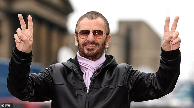 Sir Ringo Starr turned 80 today and received a message from Best that he had replaced