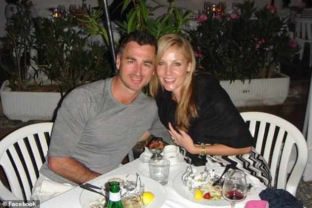 Marcus Levy (pictured with his wife Vanessa) - the proprietor of Marvan Hotels - sold his Vaucluse property for a staggering $20.8 million to Jing Wang in 2018