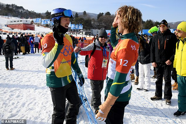 He most recently competed in a World Cup event in Sierra Nevada, Spain, before the coronavirus pandemic shut down international competition