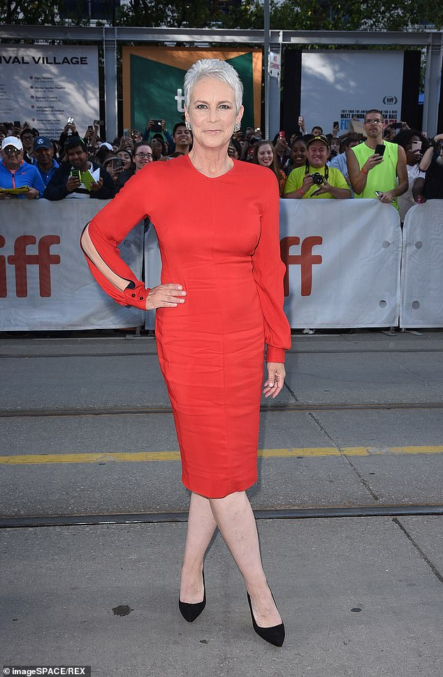 The big attraction The film stars Jamie Lee Curtis (seen here in September 2019), Judy Greer and Kyle Richards
