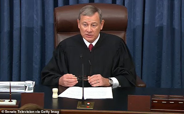 Chief Justice John Roberts is preparing to cap off the court's session