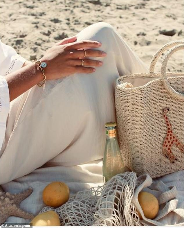 Beachy vibes:While the coronavirus pandemic has put a pause on so many of our traditional summer activities, that doesn't mean we can't enjoy our favorite warm weather fashions.Pictured Beachbag brown giraffe by A la Collection, $28; alacollection.com