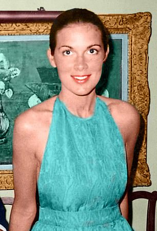 Moore ¿ a former model, film extra and sort of Tinseltown groupie who became a successful writer ¿ had a mix of brains and beauty that the misogynistic kings of Hollywood found hard to cope with. She is pictured above
