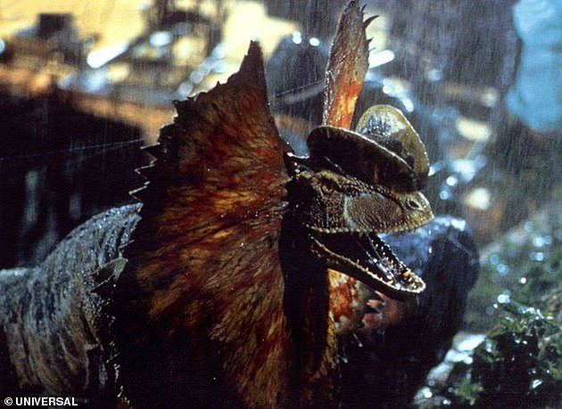 The question on everyone's lips: Will the Dilophosaurus finally return to the franchise in Dominion?