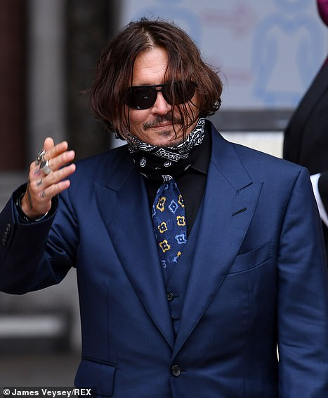 Johnny Depp has accused Amber Heard of withholding his rehab medicine while they took a detox trip together to his private island in the Bahamas on the third day of his libel trial in London