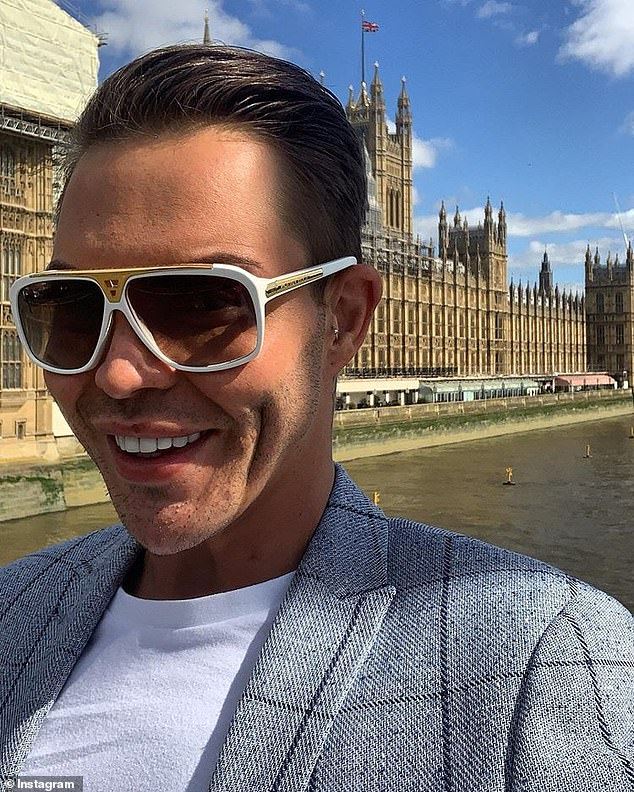 Update:Speaking on FUBAR Radio's Access All Areas this week, where he's a guest host, the reality star, 33, shared his excitement to be heading back to work