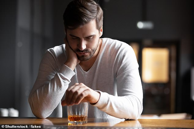 Sobriety coach Simon Chapple, from the UK, who is the author of The Sober Survival Guide, says there are many tell tale signs that you may have a drink problem. Pictured, stock image