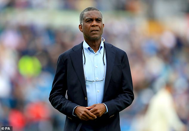 HOT OR NOT: Michael Holding is still ripping through after his powerful and eloquent words on race | Daily Mail Online