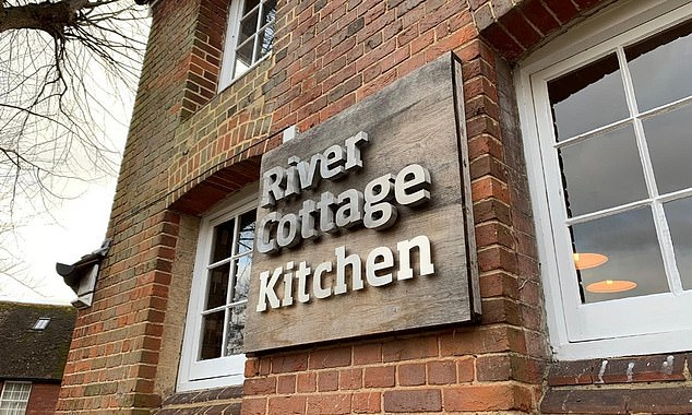In addition to holding the the three River Cottage Kitchen restaurants, the company also holds the licenses to the celeb chef's cookbooks and cookery school
