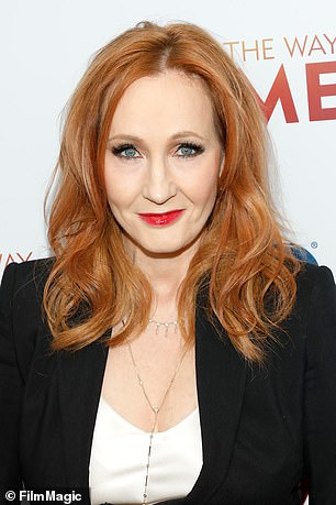 J.K. Rowling has attracted criticism recently over her views on transgender issues, which have angered many activists