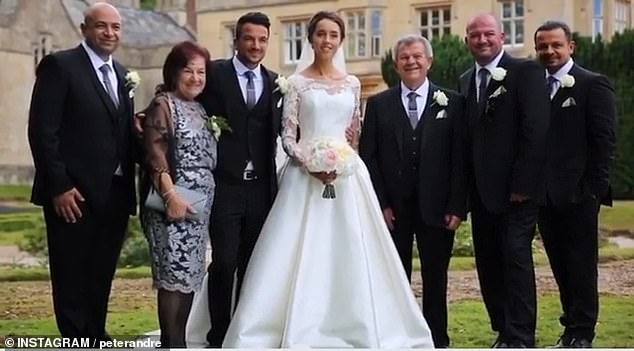 Flashback: Last month, Peter shared a mind-boggling glimpse into his marriage to Emily MacDonagh on their fifth birthday despite criticism claiming the relationship would not be there.