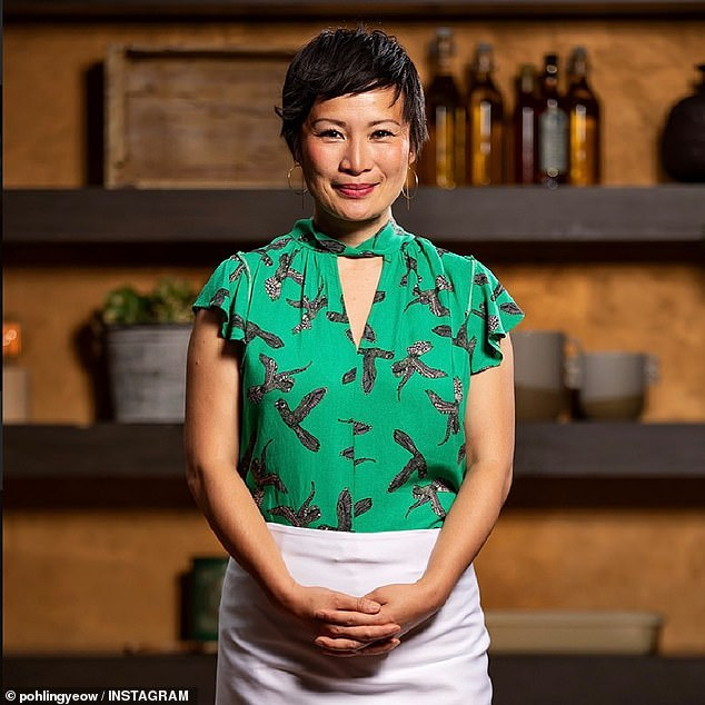 What's next for Poh Ling Yeow? MasterChef star hinted at exciting new business venture as she shared a glimpse of her new fabric designs on Saturday