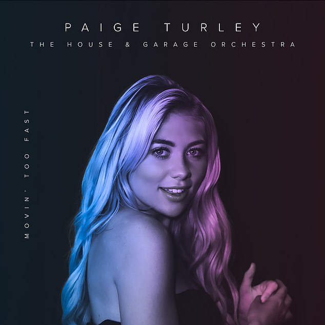 Congratulations!  Love Island winner Paige Turley, 22, pocketed a RECORD DEAL and called the upcoming release of her first single `` a total dream come true ''