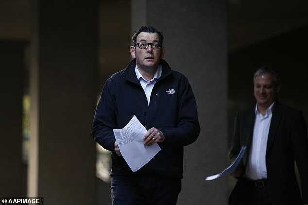 Premier Daniel Andrews has issued a plea to all Victorians to follow the latest lockdown rules, as the state recorded 273 new cases and another death