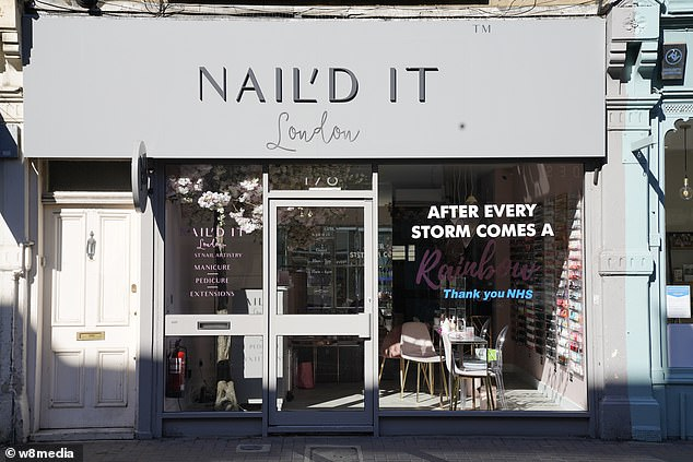 Nail and beauty salons in Battersea preparing to re-open today