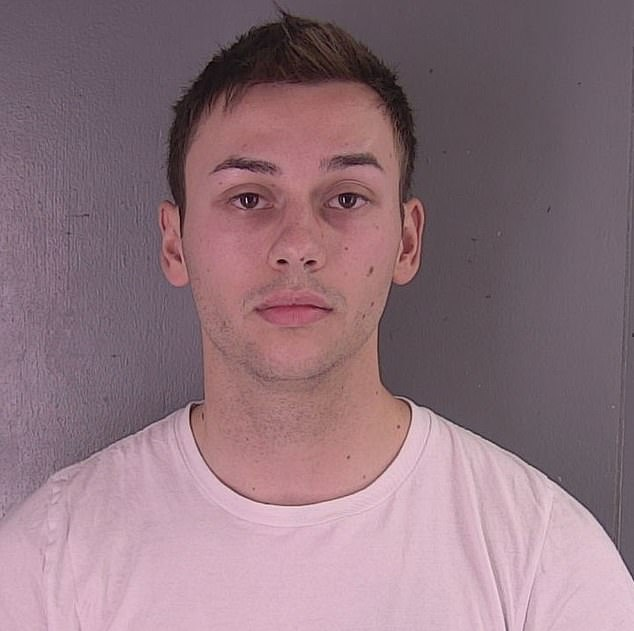 According to the Fauquier County Sheriff's Office, Jake Preston Dooley, 22, falsely reported that he was attacked Friday evening while attempting to remove an object from the roadway
