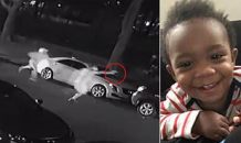 Surveillance Video Shows Gunmen Open Fire Before Killing of 1-Year-Old Brooklyn Boy
