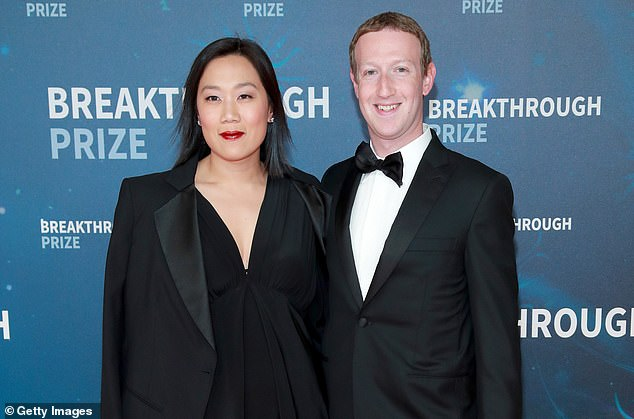 The family office of Mark Zuckerberg and Priscilla Chan (seen together in November) is again embroiled in claims of workplace misconduct, according to a new report