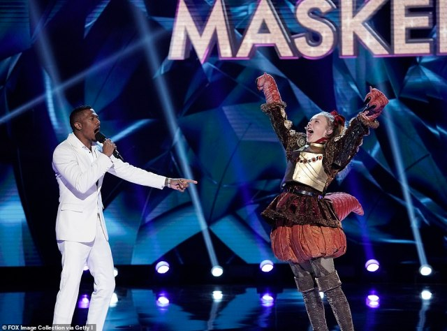 Cannon has been part of the ViacomCBS network for over two decades, hosting The Masked Singer and Wild 'N Out on Fox